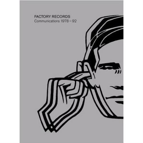 Factory Factory Records: Communications 1978-1992 4-CD album set UK FCY4CFA457986