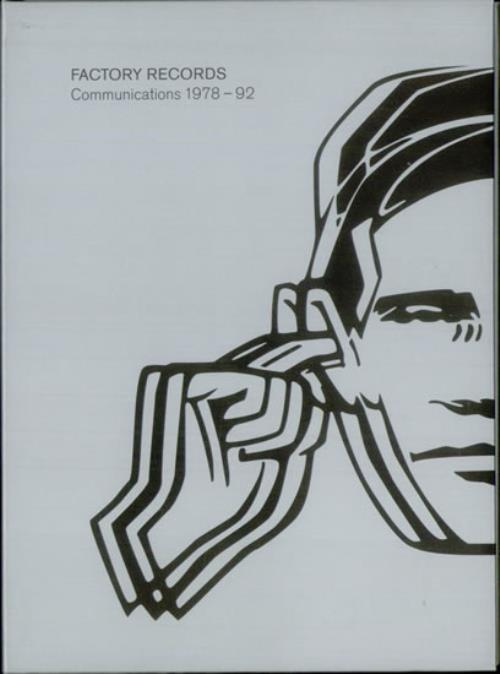 Factory Factory Records: Communications 1978-1992 4-CD album set UK FCY4CFA535022
