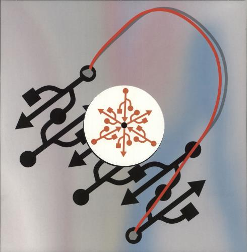 "Factory Floor Heart Of Data 12"" vinyl single (12 inch record / Maxi-single) UK H5612HE722281"