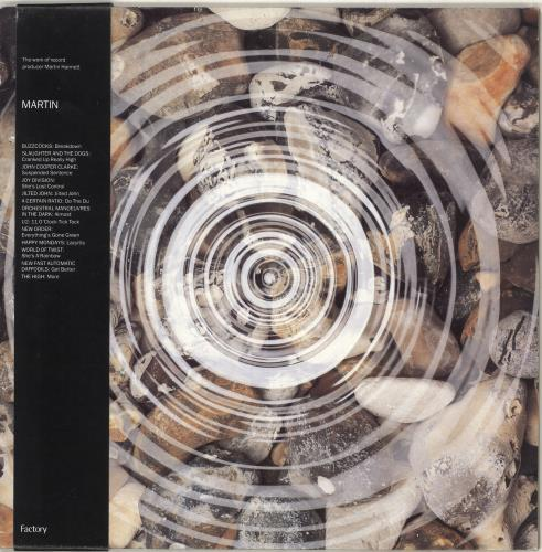 Factory Martin vinyl LP album (LP record) UK FCYLPMA266540