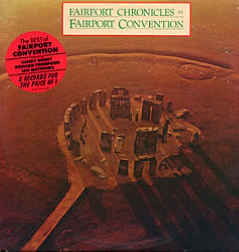 Fairport Convention Fairport Chronicles 2-LP vinyl record set (Double Album) US F-C2LFA199461