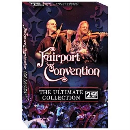 Fairport Convention The Ultimate Collection DVD UK F-CDDTH391672