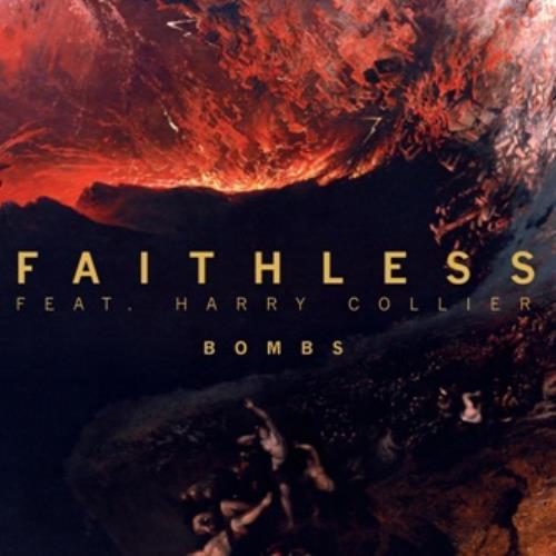 """Faithless Bombs CD single (CD5 / 5"""") UK FTLC5BO379293"""