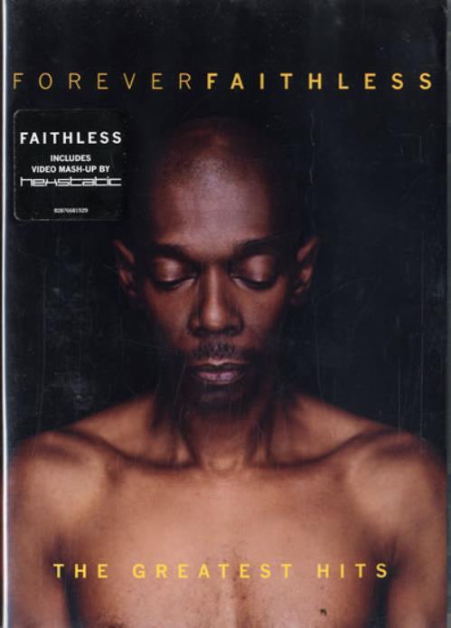Faithless Forever Faithless DVD UK FTLDDFO323603
