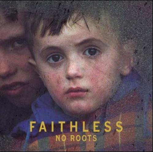 Faithless No Roots CD album (CDLP) UK FTLCDNO381598