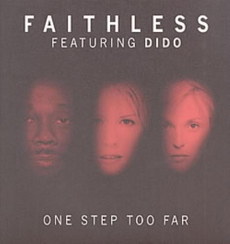 "Faithless One Step To Far 12"" vinyl single (12 inch record / Maxi-single) UK FTL12ON211870"