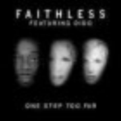 """Faithless One Step Too Far CD single (CD5 / 5"""") European FTLC5ON209892"""