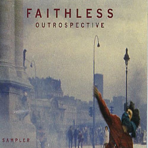 """Faithless Outrospective CD single (CD5 / 5"""") US FTLC5OU190783"""