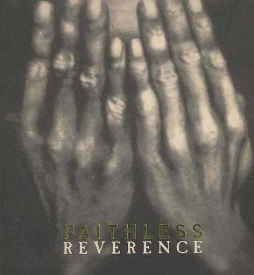 Faithless Reverence CD album (CDLP) UK FTLCDRE179388