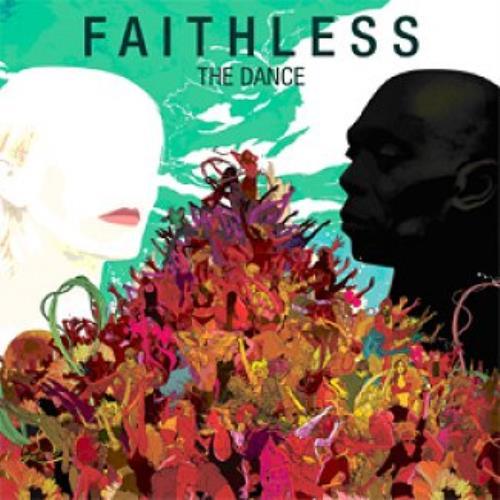 Faithless The Dance CD album (CDLP) UK FTLCDTH512523