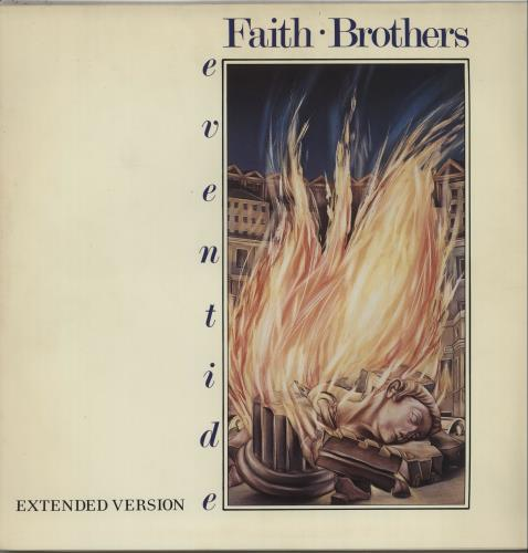 "Faith Brothers Eventide (Extended Version) 12"" vinyl single (12 inch record / Maxi-single) UK FHB12EV670986"