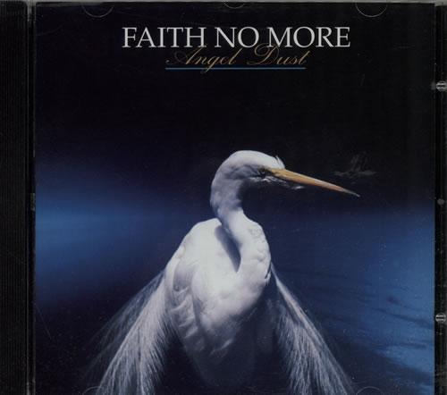 Faith No More Angel Dust CD album (CDLP) German FNMCDAN579202