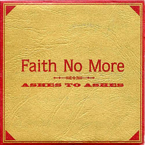 Faith No More Ashes To Ashes 2-CD single set (Double CD single) UK FNM2SAS288652