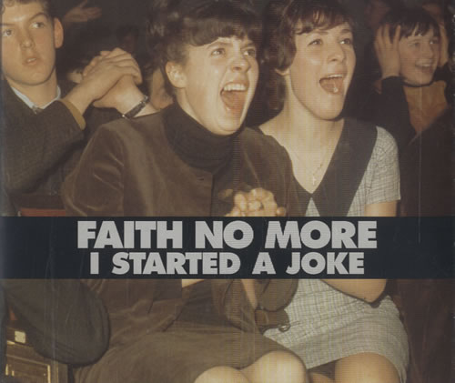 Faith No More I Started A Joke 2-CD single set (Double CD single) UK FNM2SIS164748