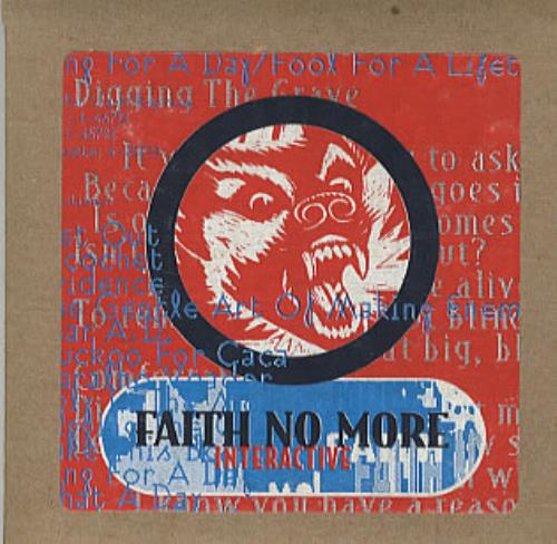 Faith No More Interactive - Macintosh CD-ROM US FNMROIN148353