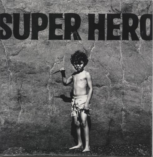 "Faith No More Superhero - Sealed 7"" vinyl single (7 inch record) US FNM07SU766278"
