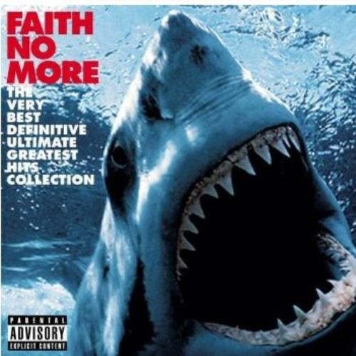 Faith No More The Very Best Definitive Ultimate Greatest Hits Collection 2 CD album set (Double CD) UK FNM2CTH470389