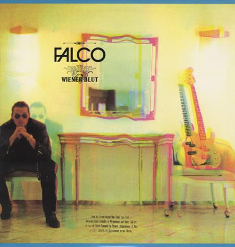 "Falco Weiner Blut 12"" vinyl single (12 inch record / Maxi-single) US FAL12WE184966"