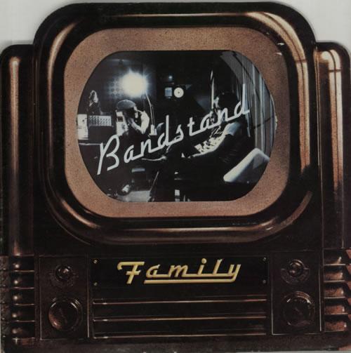 Family Bandstand - 1st - EX vinyl LP album (LP record) UK FMLLPBA597085