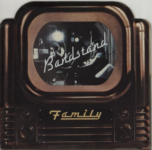 Family Bandstand - 1st - VG vinyl LP album (LP record) UK FMLLPBA665646
