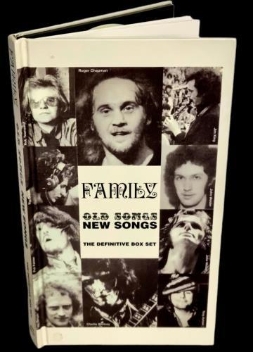 Family Old Songs New Songs 4-CD album set US FML4COL731628