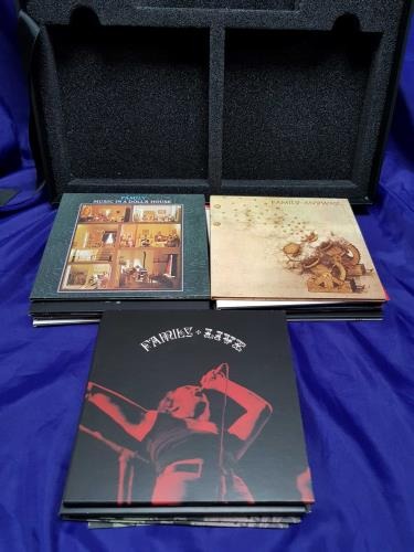 Family Once Upon A Time CD Album Box Set UK FMLDXON716353