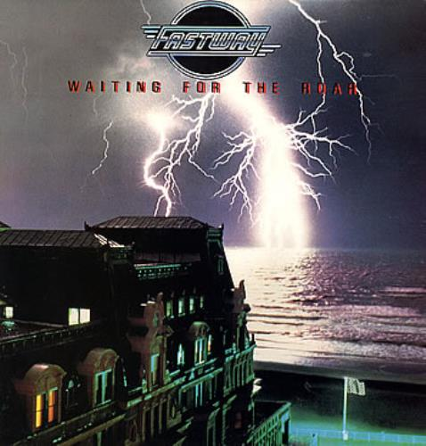 Fastway Waiting For The Roar vinyl LP album (LP record) UK FSWLPWA298795