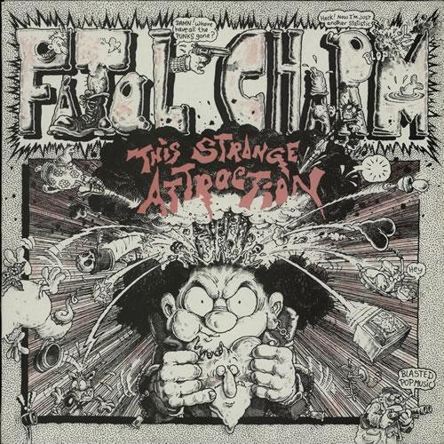 Fatal Charm This Strange Attraction vinyl LP album (LP record) UK FGWLPTH626012