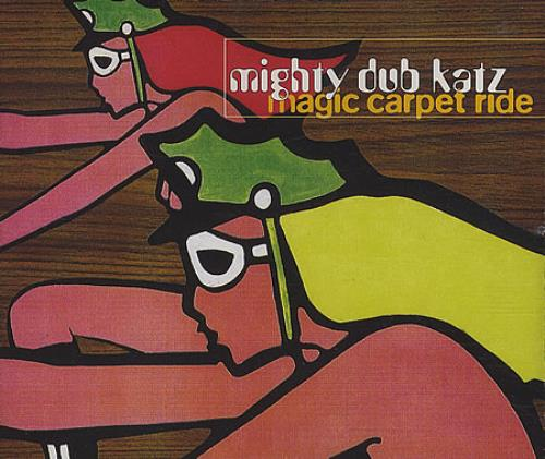 "Fatboy Slim Magic Carpet Ride CD single (CD5 / 5"") UK FBSC5MA179745"