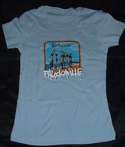 Fatboy Slim Palookaville Uk Promo T Shirt 310929