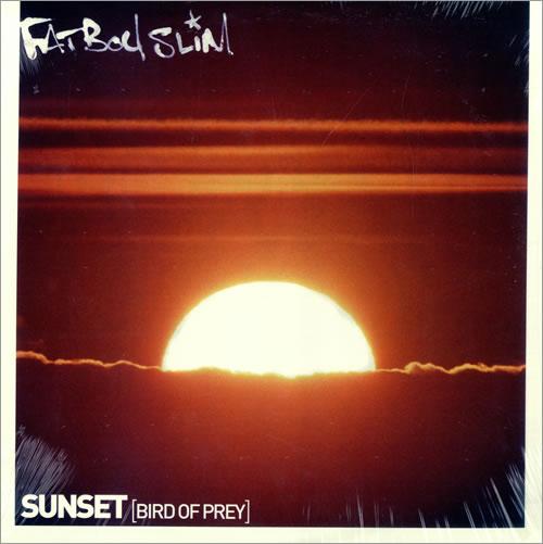 Fatboy Slim Sunset Bird Of Prey Sealed Us 12 Vinyl Single 12 Inch Record Maxi Single 492751