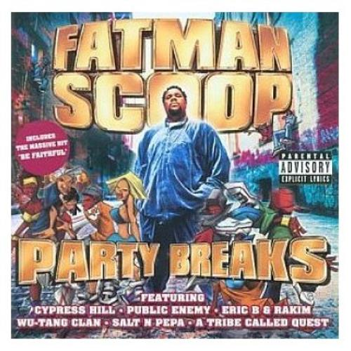 Fatman Scoop Party Breaks Vol 1 UK CD album (CDLP) (263991)