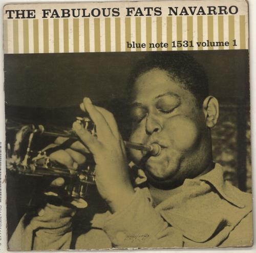 Fats Navarro The Fabulous Fats Navarro Volume 1 - Lexington Ave - DG vinyl LP album (LP record) US FNOLPTH729377