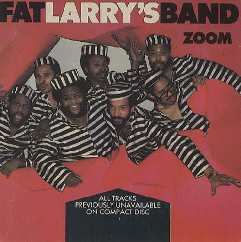 "Fat Larry's Band Zoom 3"" CD single (CD3) UK FLRC3ZO108447"