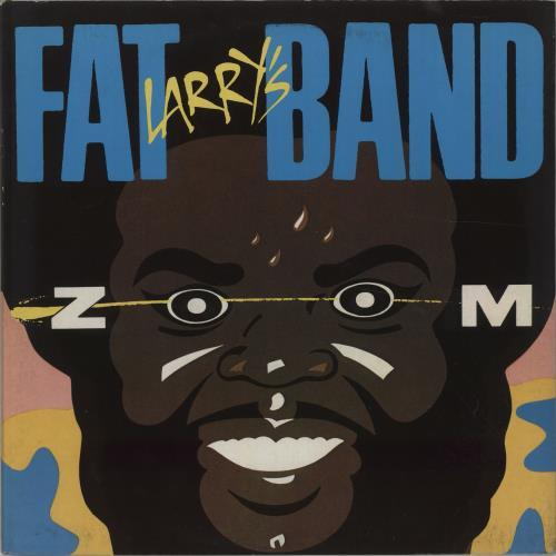 "Fat Larry's Band Zoom 12"" vinyl single (12 inch record / Maxi-single) UK FLR12ZO95141"