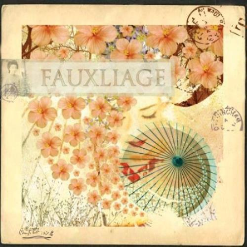 Fauxliage Fauxliage CD album (CDLP) UK FXLCDFA416613
