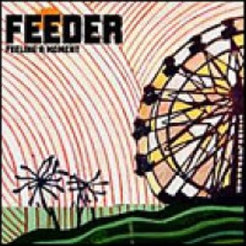 Feeder Feeling A Moment 2-CD single set (Double CD single) UK FEE2SFE321236