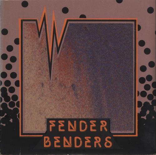 "Fender Benders Big Green Thing 7"" vinyl single (7 inch record) UK QTW07BI701465"