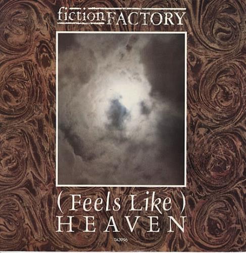 "Fiction Factory (Feels Like) Heaven 12"" vinyl single (12 inch record / Maxi-single) UK F-F12FE07672"