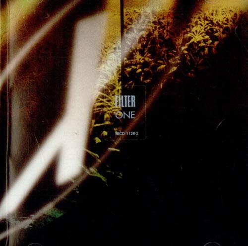 "Filter One CD single (CD5 / 5"") US FILC5ON515547"