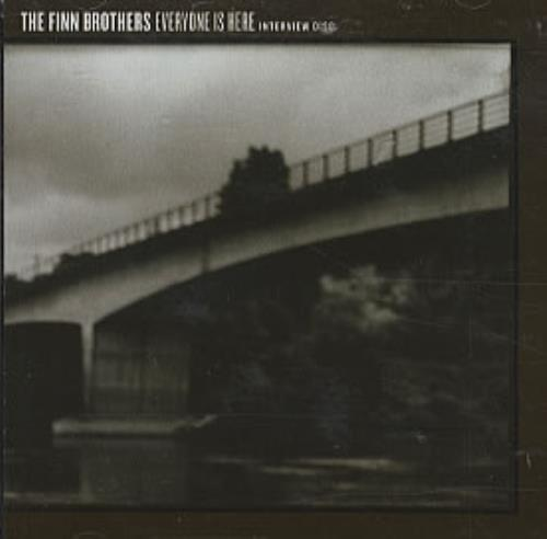 Finn Brothers Everyone Is Here Interview Disc CD album (CDLP) UK FNBCDEV305014