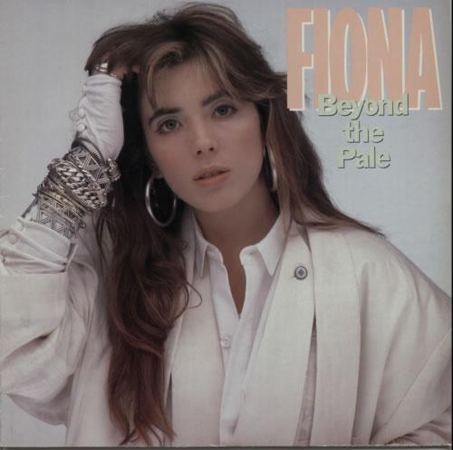 Fiona Beyond The Pale vinyl LP album (LP record) German FNALPBE602997