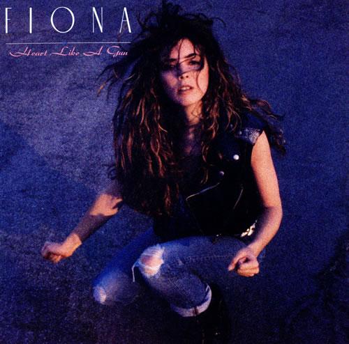 Fiona Heart Like A Gun vinyl LP album (LP record) German FNALPHE480048