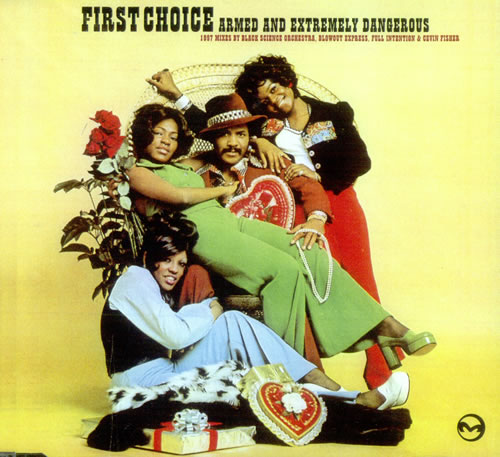 """First Choice Armed And Extremely Dangerous CD single (CD5 / 5"""") UK FCHC5AR507402"""