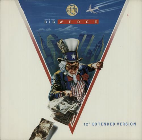 "Fish Big Wedge 12"" vinyl single (12 inch record / Maxi-single) UK FIS12BI31506"