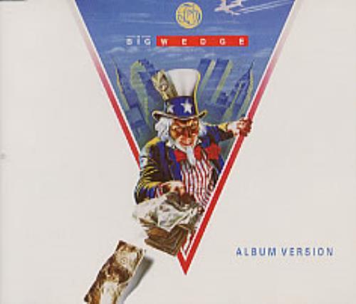 """Fish Big Wedge CD single (CD5 / 5"""") UK FISC5BI38877"""