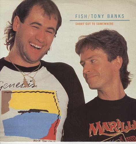 "Fish Short Cut To Somewhere 12"" vinyl single (12 inch record / Maxi-single) UK FIS12SH31432"
