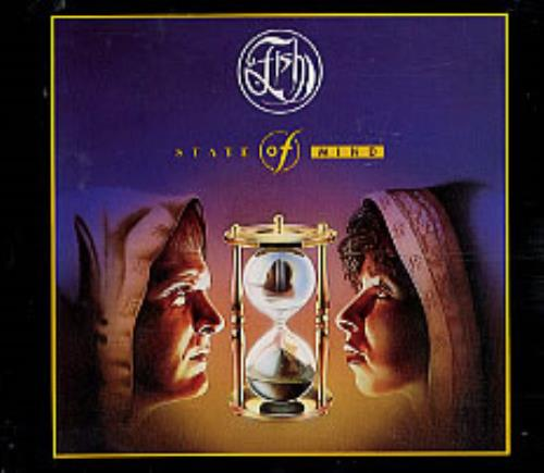 """Fish State Of Mind CD single (CD5 / 5"""") UK FISC5ST01542"""