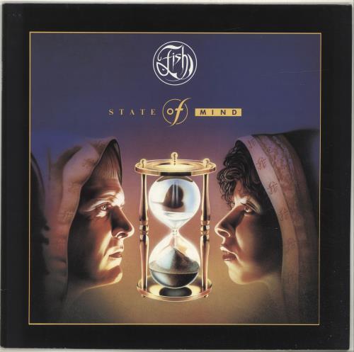 "Fish State Of Mind 12"" vinyl single (12 inch record / Maxi-single) German FIS12ST697404"