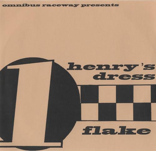 """Flake Deluca (split) 7"""" vinyl single (7 inch record) US FMJ07DE526578"""
